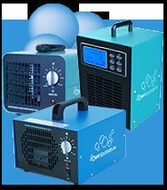Köp eller hyr ozongeneratorer ozonaggregat från experterna!