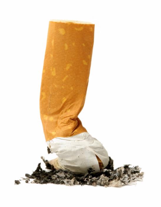 Ta bort röklukt med röksanering av ozon.